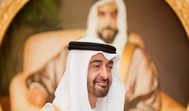 сын основателя ОАЭ