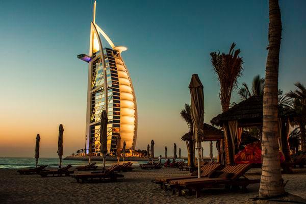 Burj Al Arab   самый известный отель Дубая   Jumeirah