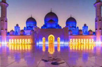 Замысел строительства Мечети